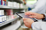 Less paper, more efficient drug store management