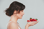 There's a place for strawberries in your beauty regime