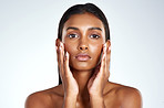Dewy skin is the hallmark of healthy skin
