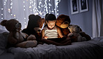 Don't let late night screen-time become an unhealthy habit