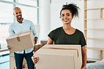 Making the move to a bigger and better home