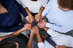 Teamwork begins by building trust and support