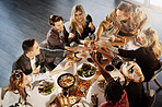 Food is our favorite reason to get together