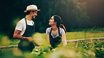Growing a beautiful farm and a marriage
