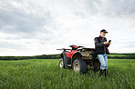 Technology allows farmers to do more