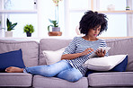 Get comfy and catch up with your social network