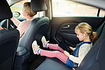 The smart way of keeping kids entertained on the road