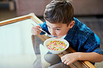 Breakfast gives growing kids a boost for the day