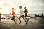 Get together and get running