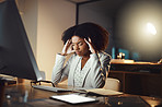 Stress can really make your head hurt