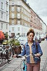 If you want to see the city, travel by bike