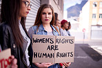 Every human being deserves equal rights