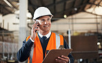 Warehouse management is his area of expertise