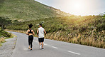 Leading a physically active lifestyle together