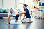 No matter your age, movement benefits us all