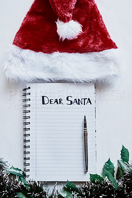 Buy stock photo Shot of a Christmas concept