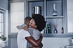 Hug your way to a happy day