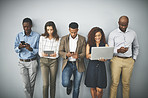 What are millennials without technology?