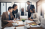 Meetings that make a success of business