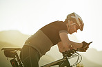 Improving the biking experience with smart apps