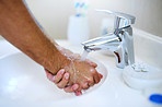 Wash your hands regularly to stay healthy