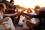 Let's toast to great friends and even better memories