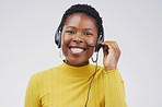 Confident call centre agents create confident customers