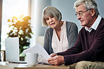 Careful planning has meant they could retire comfortably