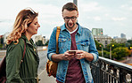 These apps help us navigate through the city