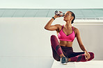 There's nothing your body need as much as water and exercise