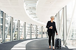 Business travel opens the door of opportunity
