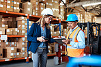 The professionals in delivery processing
