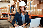 Processing paperwork related to logistics