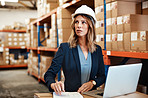 In the business of warehouse management
