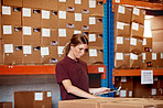 Tracking stock flow and inventory with smart apps