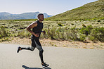 Keep running towards a healthier and happier life