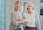 The roles of caregiving change as you get older