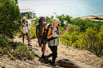 Hiking is great for your health in your latter years