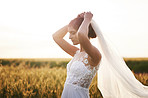 Take your breath away bridal wear