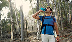 Drinking water is as important as exercising
