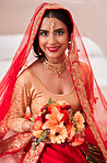 An Indian wedding is nothing short of an extravagant affair