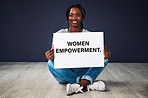 You can't spell empowerment without we