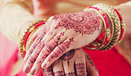 Beautiful mehndi for a beautiful day