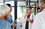 Collaboration is central to their healthcare practices