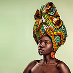 The African head wrap…part status, part style