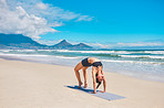 Yoga is a total body experience