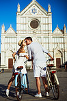 Italy, the land of lovers