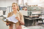 Factory managers see things on a grander scale