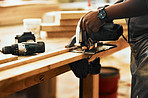 Power tools help increase productivity in your workshop