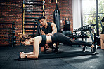 You'll never regret getting a personal trainer